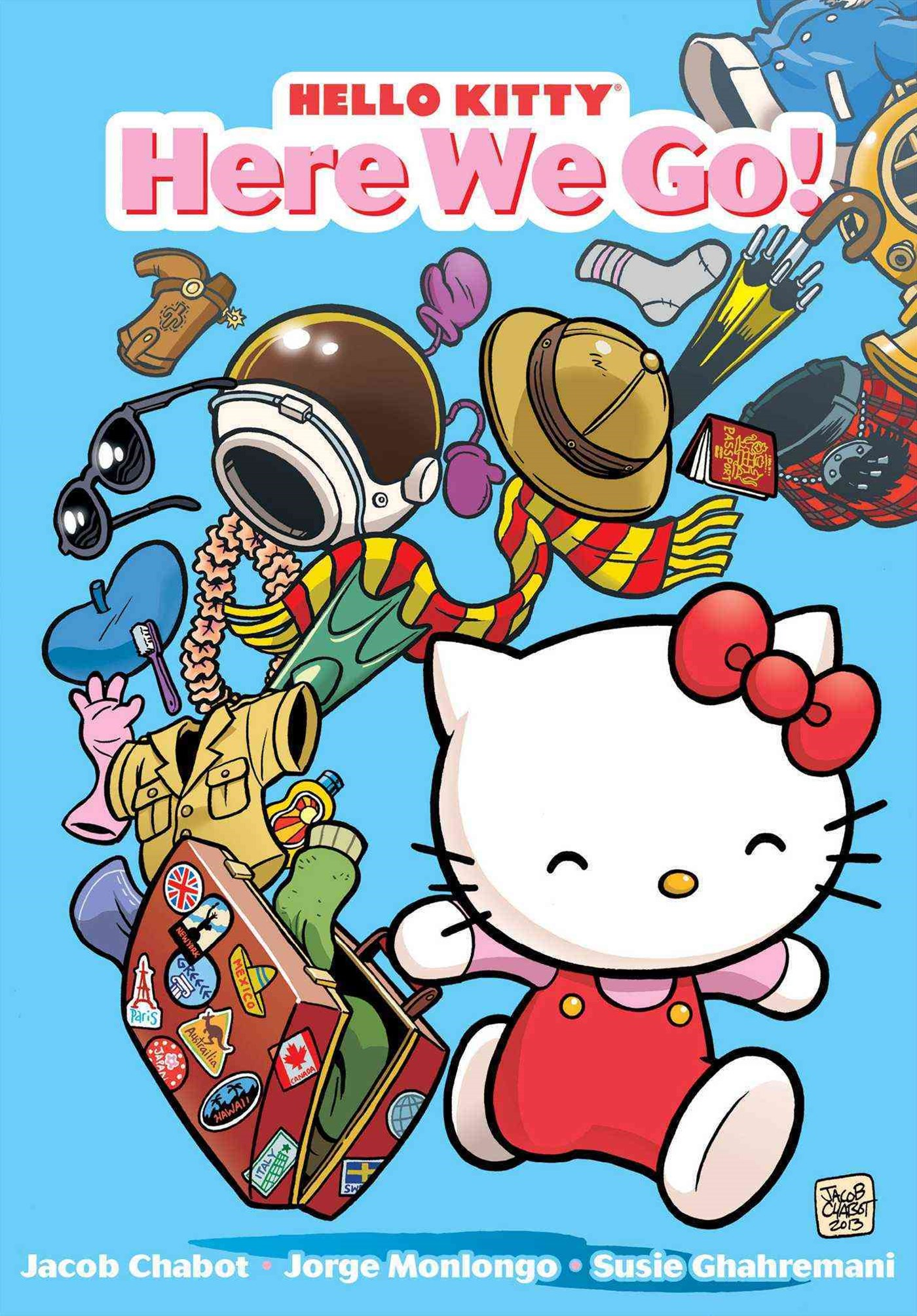 Hello Kitty: Here We Go!, Vol. 1