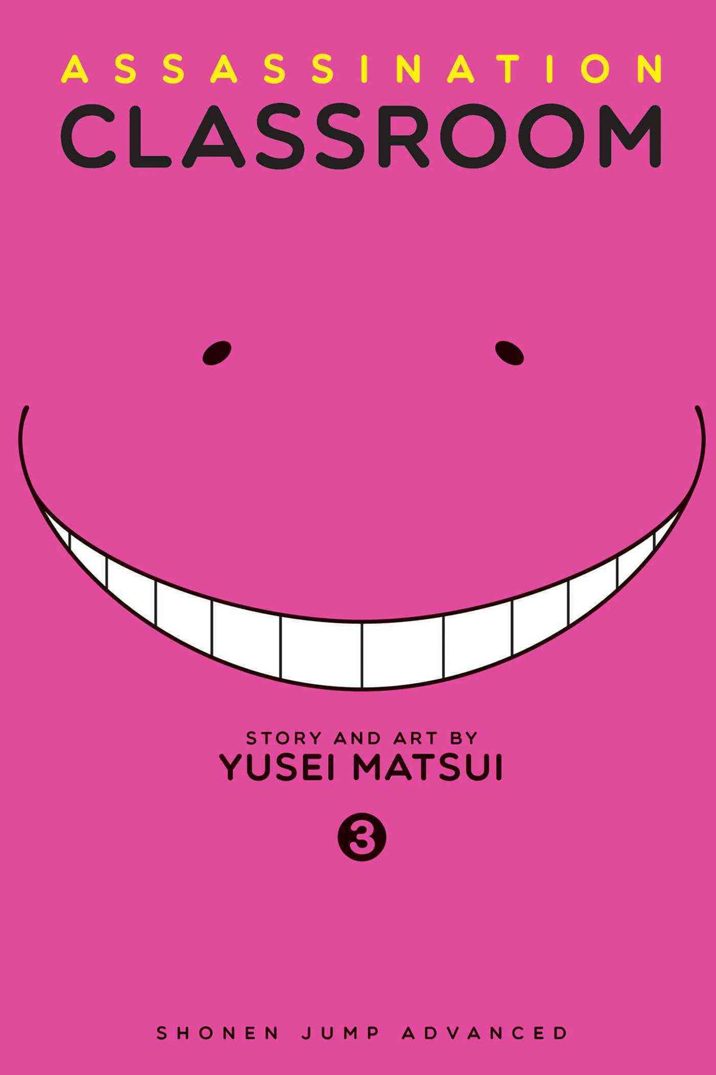 Assassination Classroom, Vol. 3