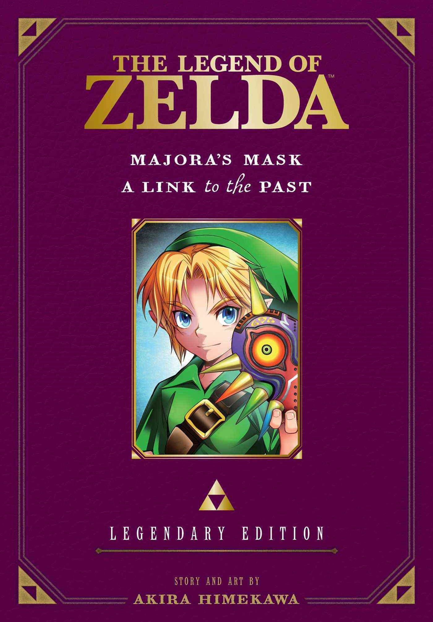 Legend of Zelda: Legendary Edition, Vol. 3