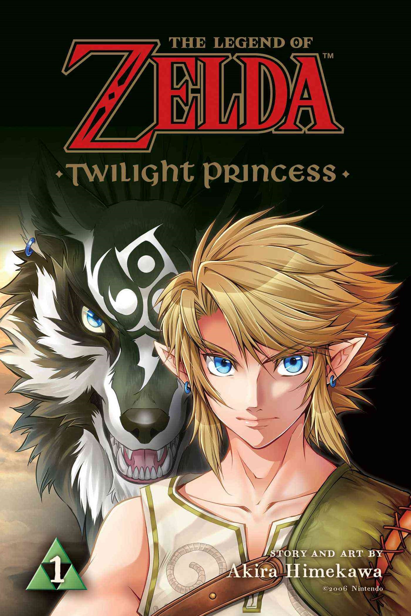 Legend of Zelda: Twilight Princess, Vol 1