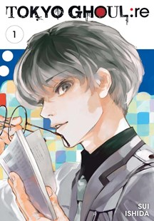 Tokyo Ghoul: re, Vol. 1 by Sui Ishida (9781421594965) - PaperBack - Graphic Novels Comics