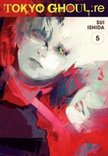 Tokyo Ghoul: re, Vol. 5 by Sui Ishida (9781421595009) - PaperBack - Horror & Paranormal Fiction