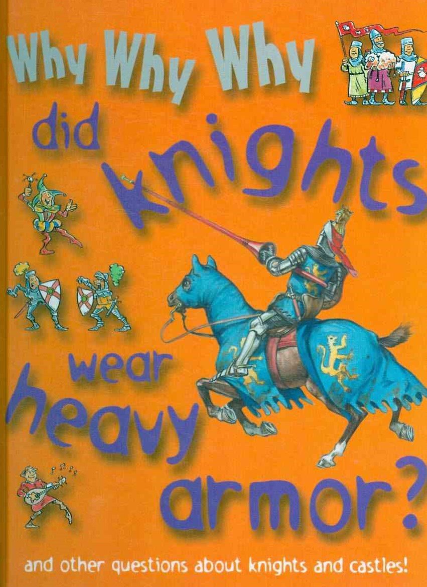 Why Why Why... Did Knights Wear Heavy Armor?