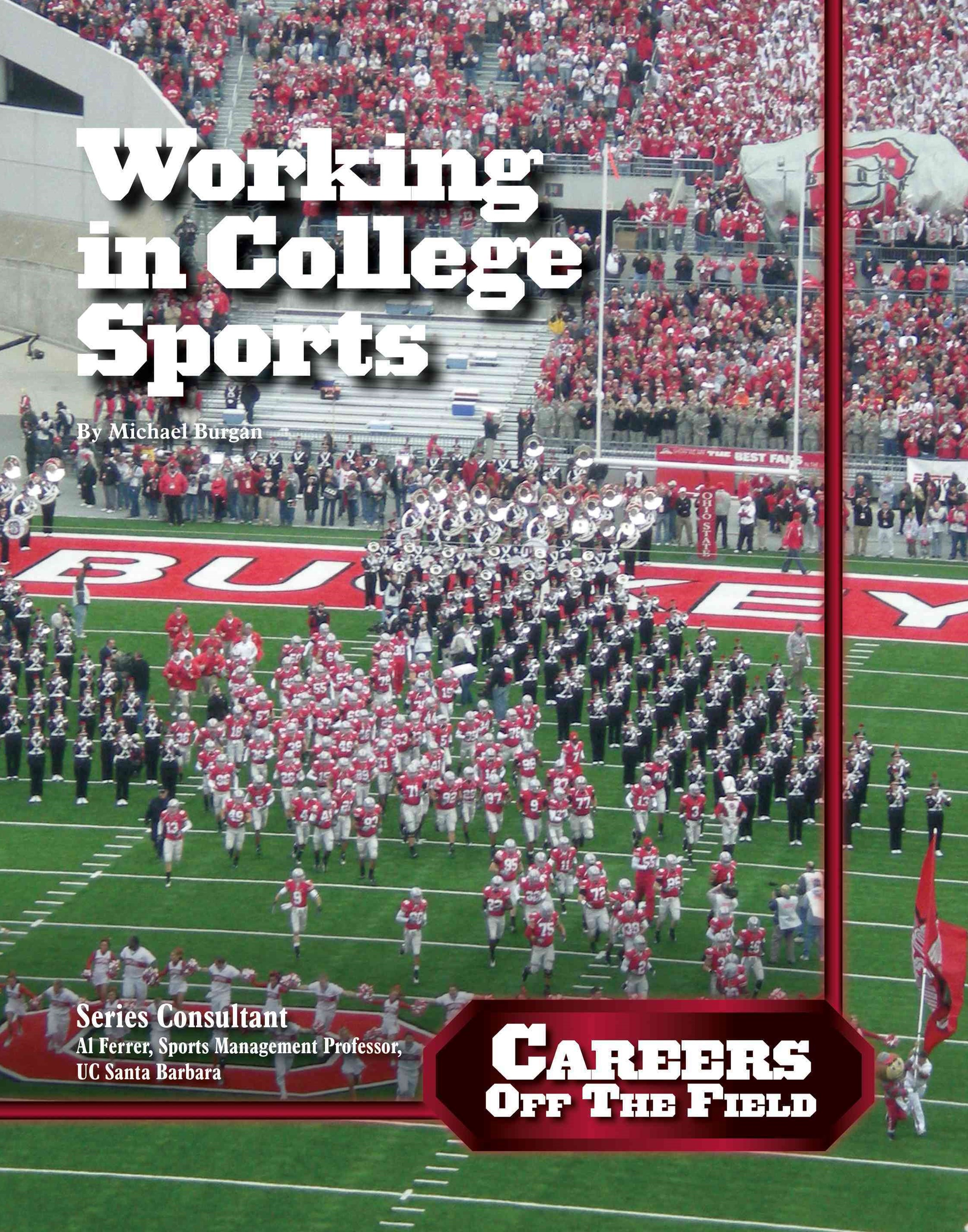 Working in College Sports