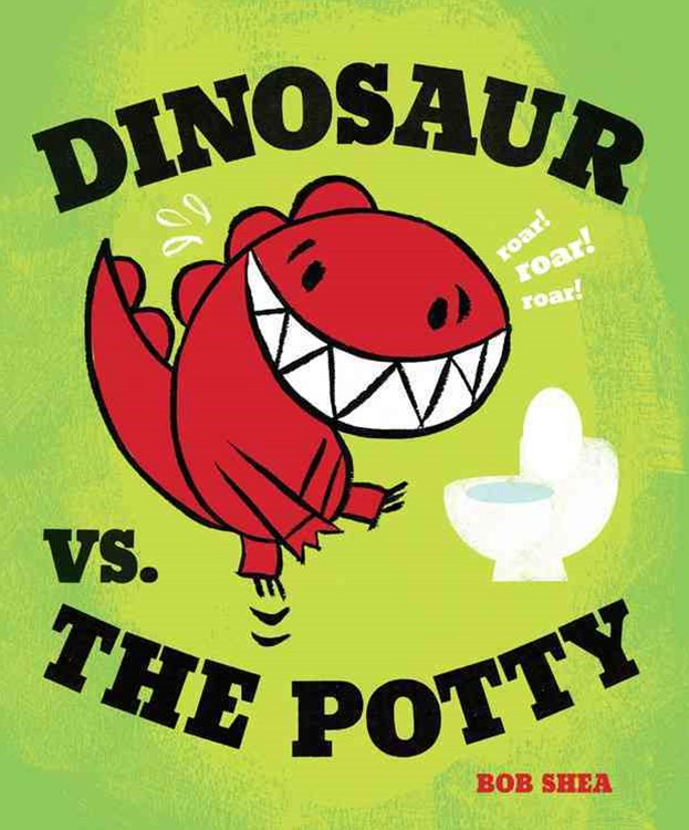 Dinosaurs Vs The Potty