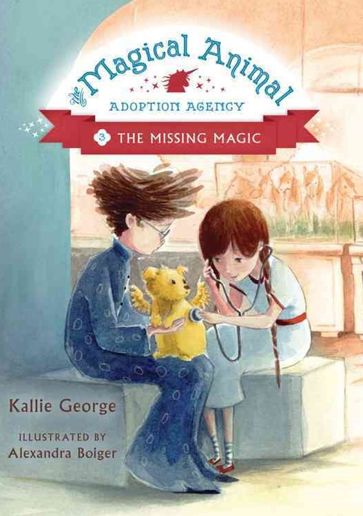 Magical Adoption Agency 03  Missing Magic