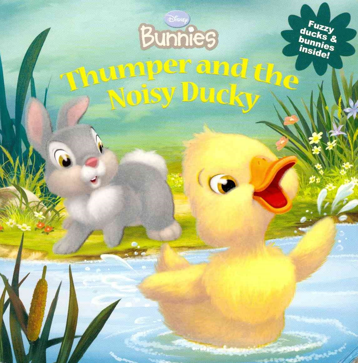Thumper and the Noisy Ducky