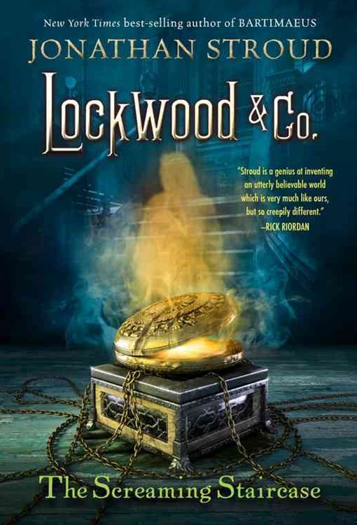Lockwood and Co. the Screaming Staircase
