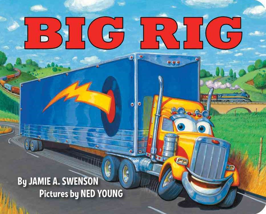 Big Rig [Board Book]