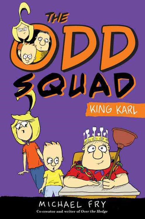 The Odd Squad King Karl