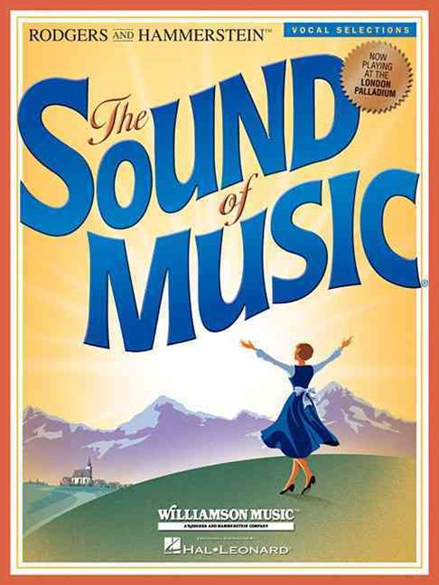 The Sound of Music Vocal Selections - U. K. Edition