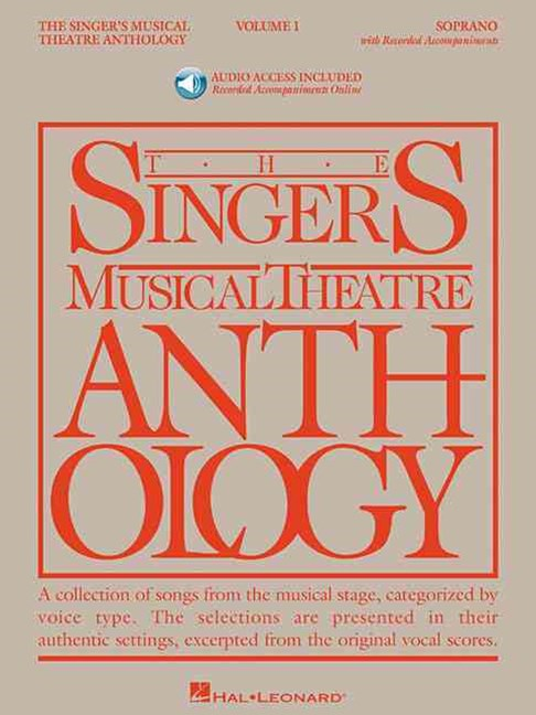 The Singer's Musical Theatre Anthology - Soprano Book