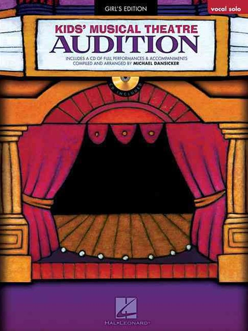 Kids' Musical Theatre Audition
