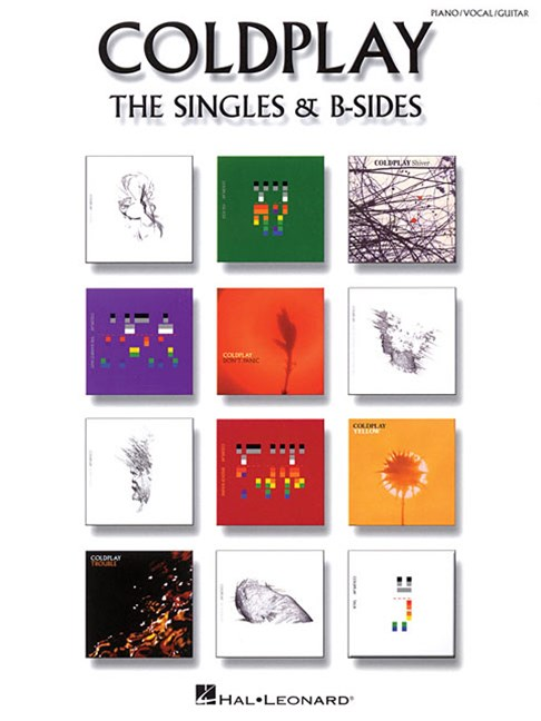 Coldplay - The Singles and B-Sides