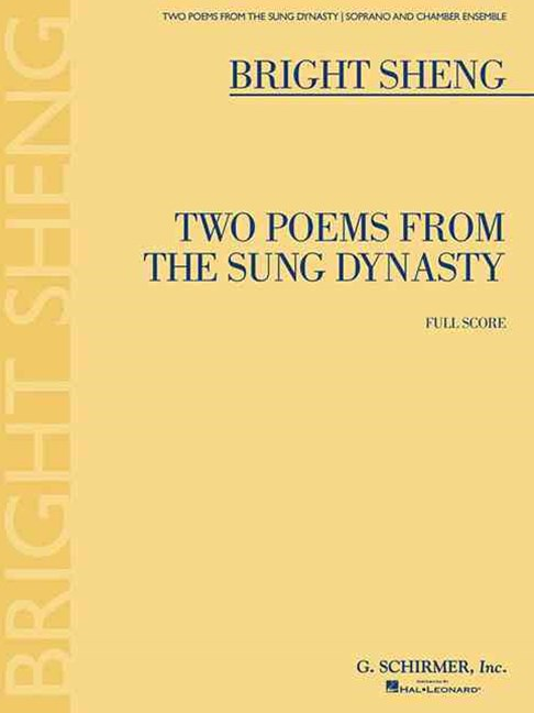 Two Poems from the Sung Dynasty