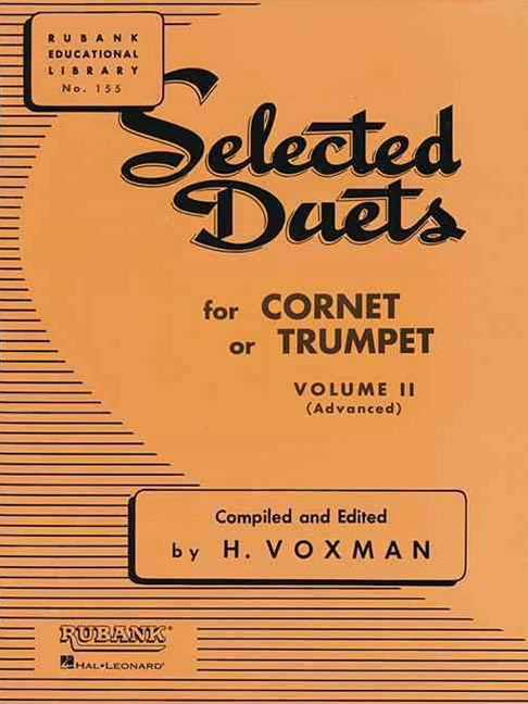 SELECTED DUETS FOR TRUMPET VOL 2