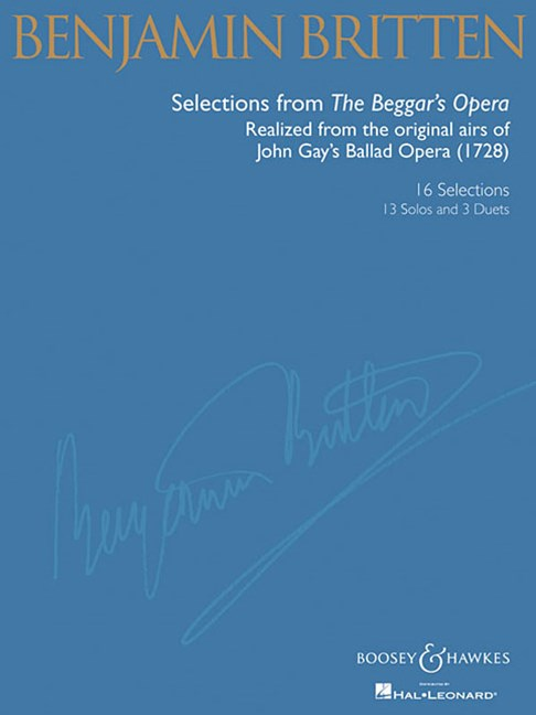 Selections from the Beggar's Opera