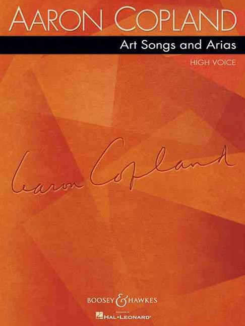 Aaron Copland - Art Songs and Arias