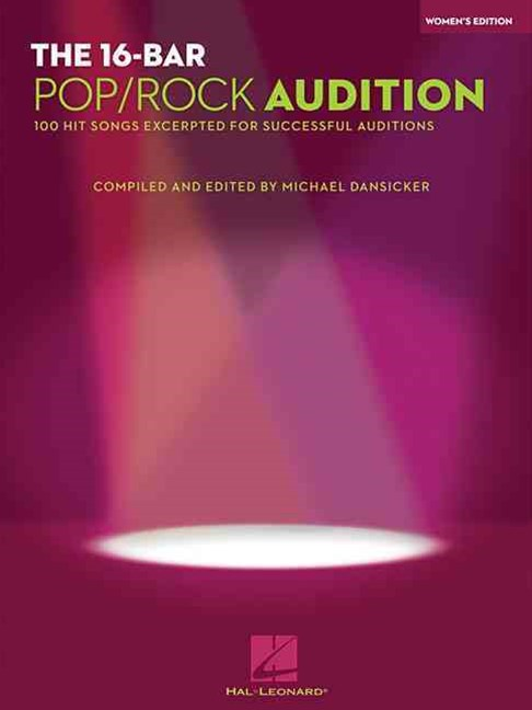 16-Bar Pop/Rock Audition