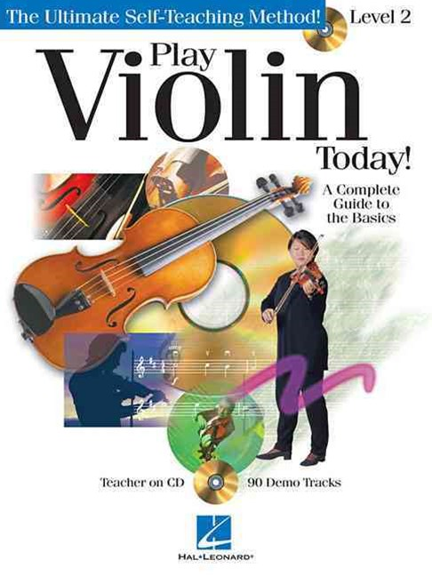 Play Violin Today! - Level 2