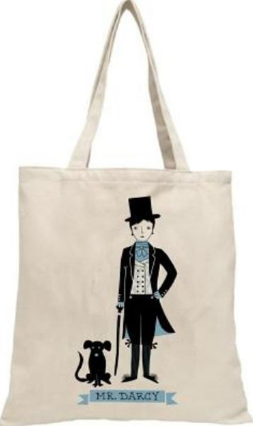 Mr Darcy TOTE FIRM SALE