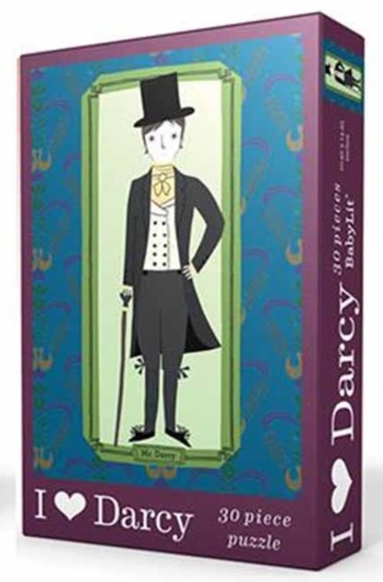 Mr Darcy Babylit Puzzle