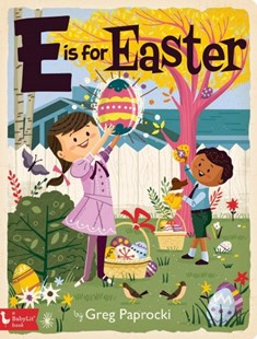 E Is for Easter - Picture Books