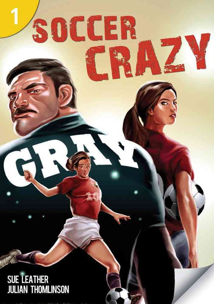 Soccer Crazy: Page Turners 1