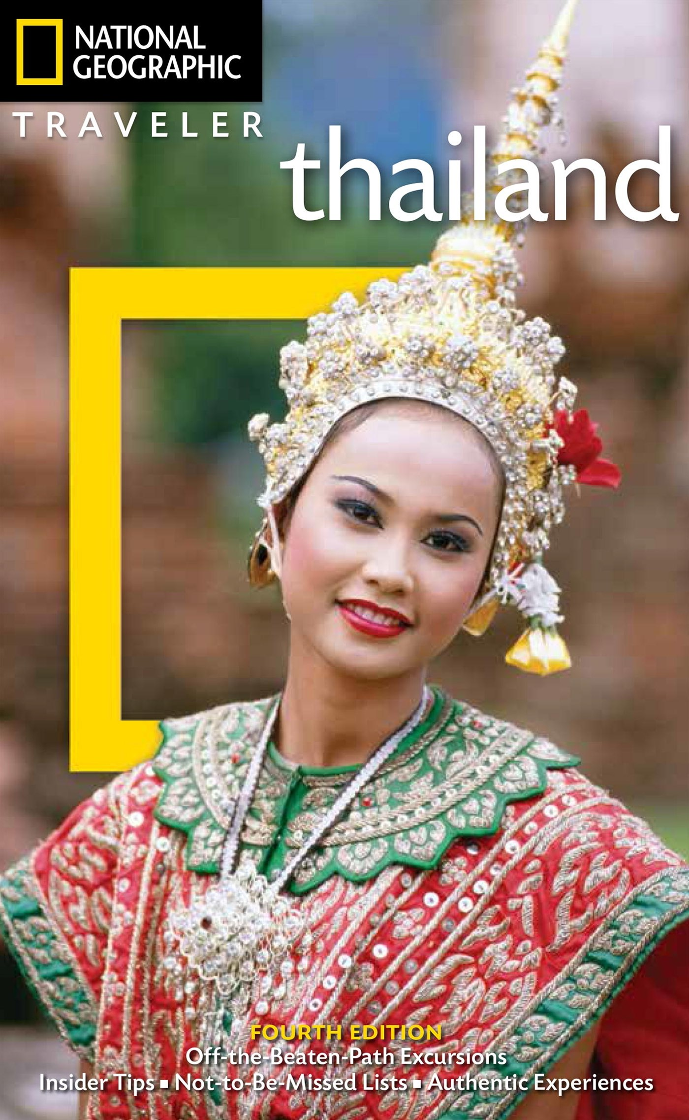 National Geographic Traveler Thailand, 4th Edition