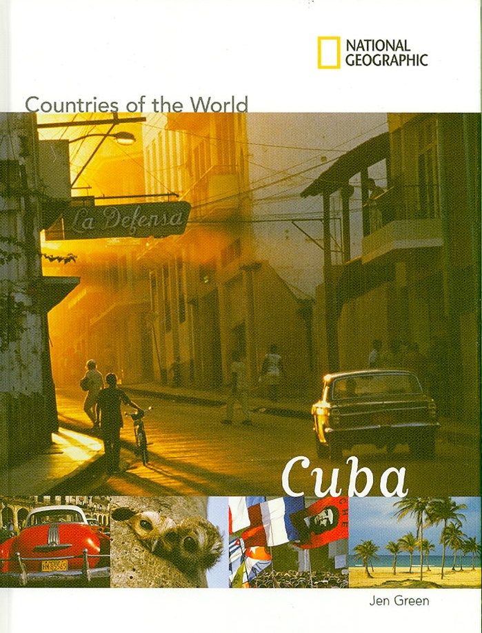 National Geographic Countries of the World - Cuba