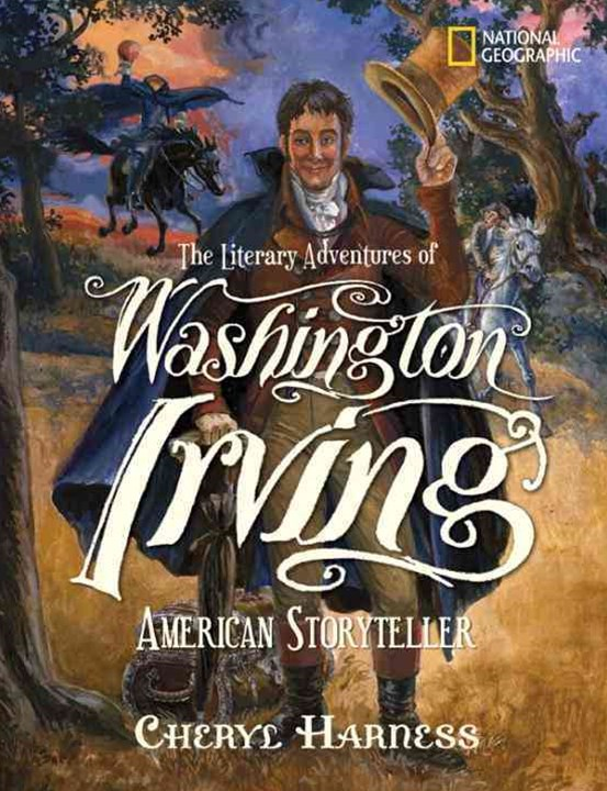 The Literary Adventures of Washington Irving