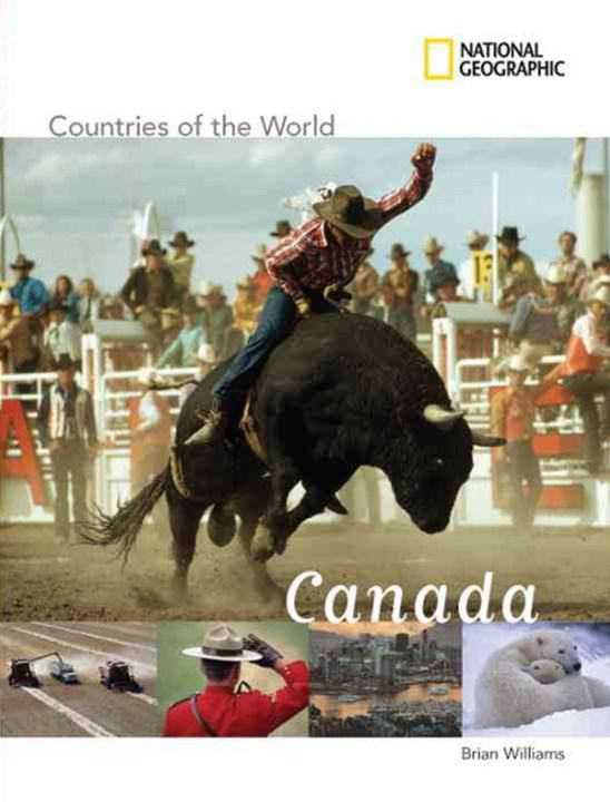 National Geographic Countries of the World - Canada