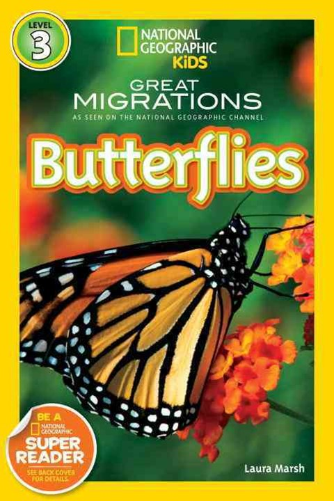 Great Migrations Butterflies