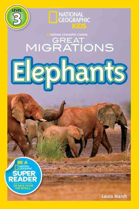 Great Migrations - Elephants
