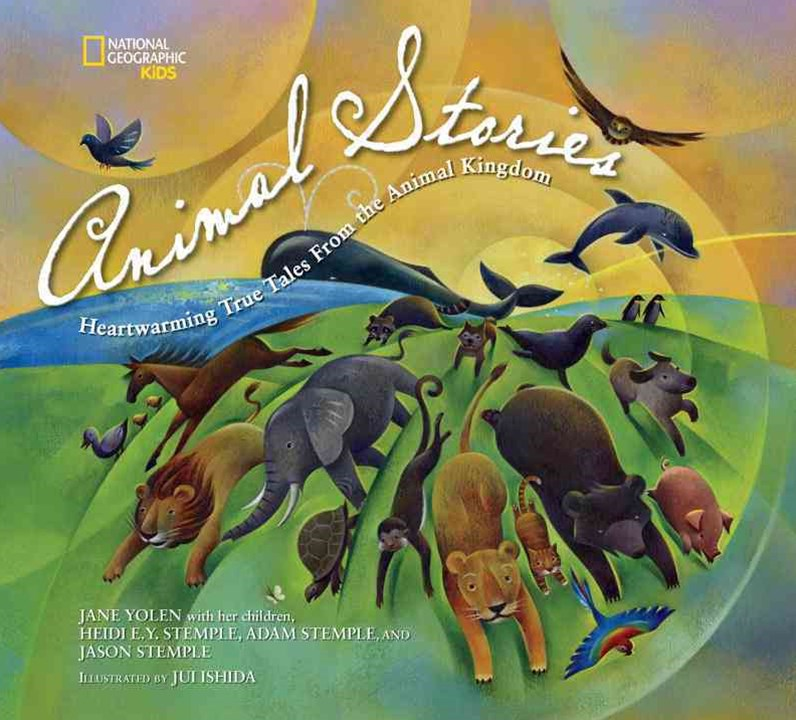 National Geographic Kids Animal Stories