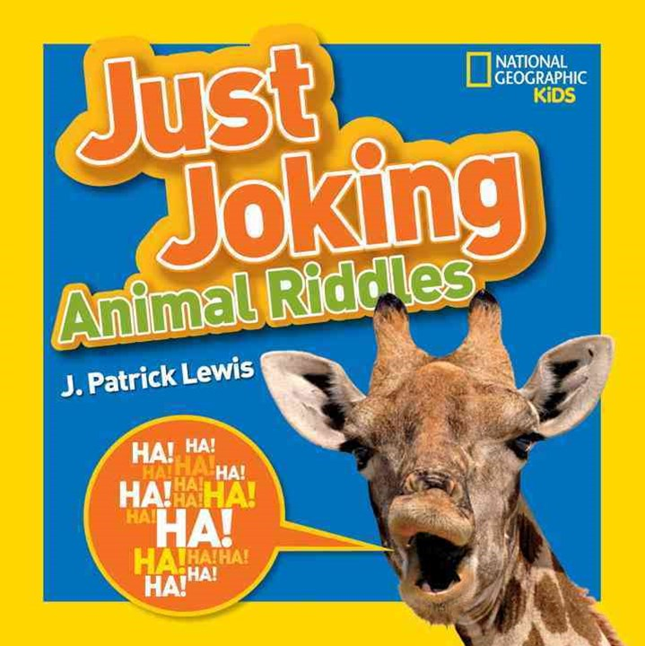 Just Joking Animal Riddles