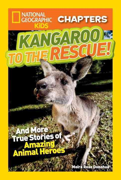 Kangaroo to the Rescue!