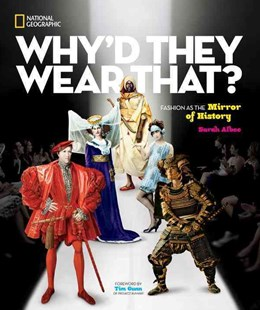 Why'd They Wear That? - Non-Fiction Art & Activity