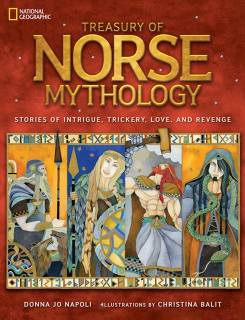 (ebook) Treasury of Norse Mythology