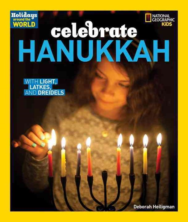 Holidays Around the World: Celebrate Hanukkah