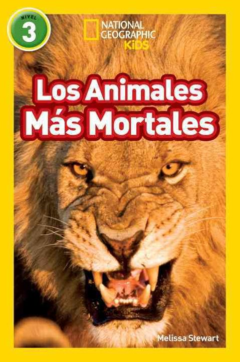 Los Animales Mas Mortales (Deadliest Animals)