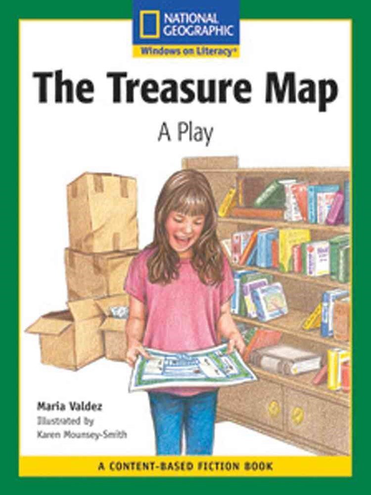 Windows on Literacy Fiction - The Treasure Map