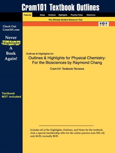 Studyguide for Physical Chemistry