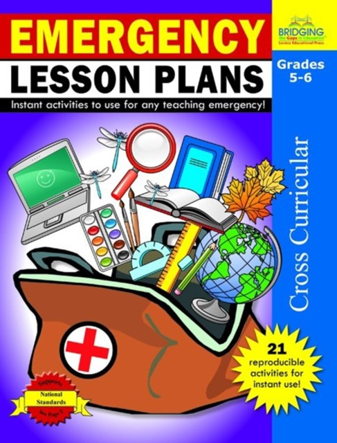 (ebook) Emergency Lesson Plans - Grades 5-6