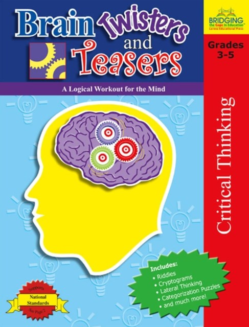 (ebook) Brain Twisters and Teasers