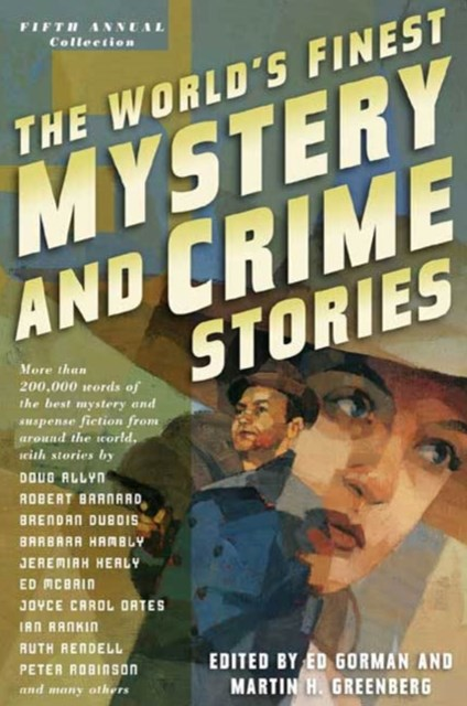 World's Finest Mystery and Crime Stories: 5