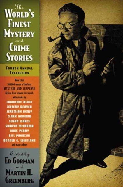 World's Finest Mystery and Crime Stories: 4