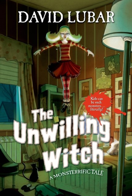 Unwilling Witch