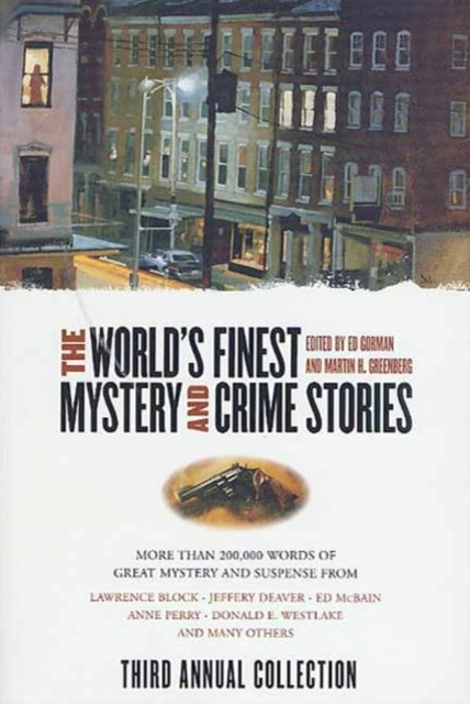 World's Finest Mystery and Crime Stories: 3