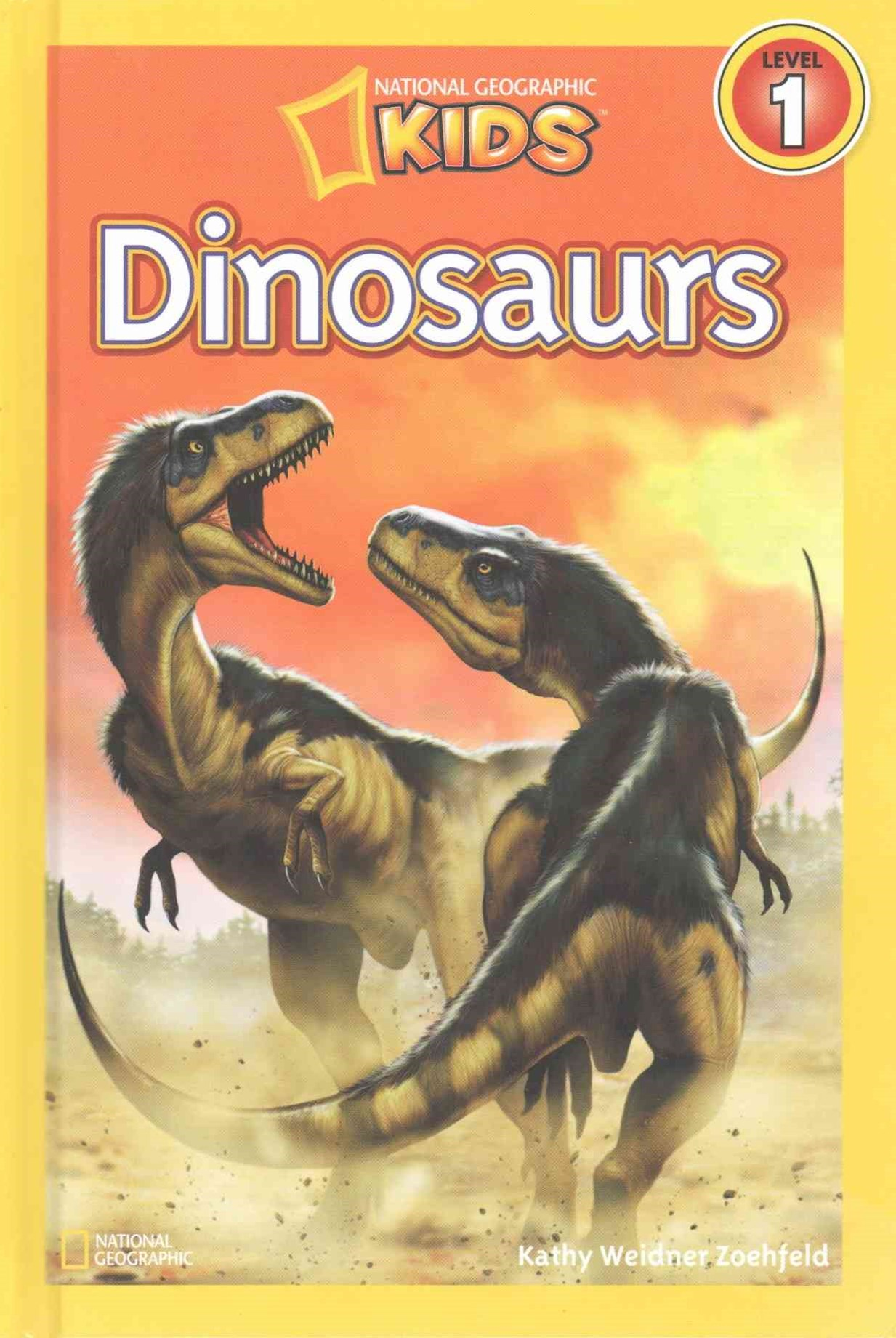 Dinosaurs (1 Hardcover/1 CD)